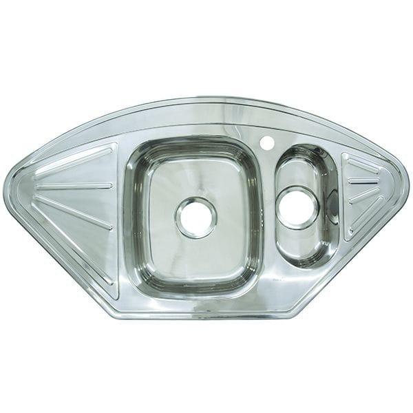 Кухонная мойка Kraft 1020В_15SGВ 1020*180 Нержавейка