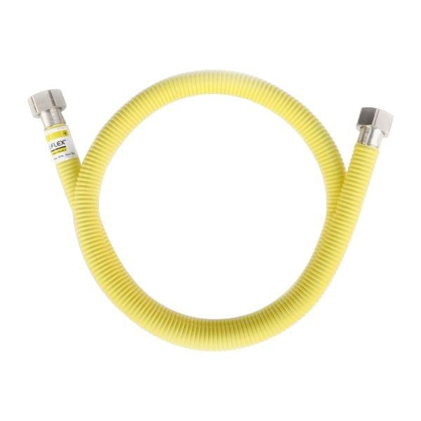 Шланг д/газа Eco-flex ВВ 1/2' 1м